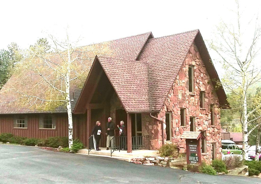 First Church of Christ, Scientist, Evergreen, Colorado